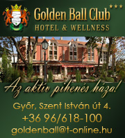 GOLDEN BALL CLUB HOTEL & WELLNESS***